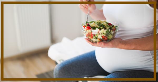 Hamilelikte Nasıl Beslenmeliyim?