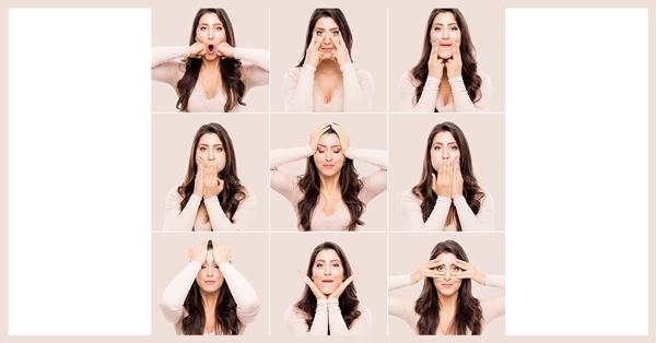 Sarkan Yanaklar İçin Yüz Yogası Nedir?