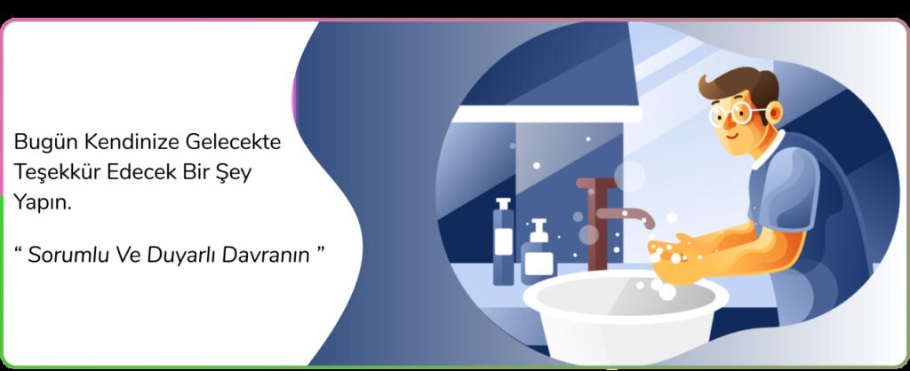 Koranavirüs (Coronavirüs) Günlerinde Mesafeli Yakınlık ve Gelecek İçin Yüksek Moral